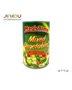 Magic Time Mixed Vegetables (425g) 魔法时光混合蔬菜罐头