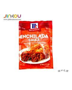 McCormick Enchilada Sauce Mix 1.5 OZ (42g) 味好美安奇拉达酱玉米卷调味粉