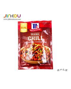 McCormick Original Chili Seasoning Mix 1.25 OZ (35g) 味好美辣椒调味粉