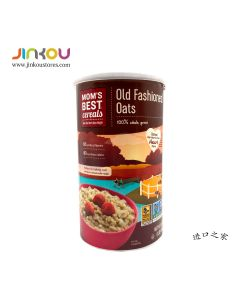 Mom's Best Cereals Old Fashioned Oats 16 OZ (453g) 波斯特宝氏传统燕麦片