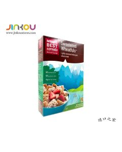 Mom's Best Lightly Sweetened Whole Grain Wheat Cereal 16.5 OZ (467g) 波斯特宝氏加糖小麦粉