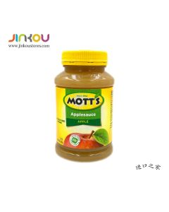 Mott's Applesauce Original 24 OZ (680g)摩特原味苹果酱