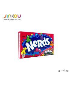 Nerds Rainbow Candy 5 OZ (141g) 维卡乐的滋彩虹味果味糖