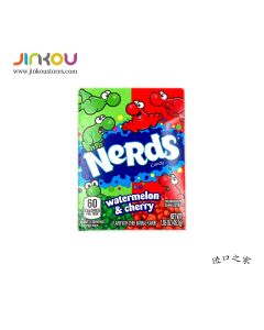 Nerds Watermelon & Cherry Candy (46.7) NERDS 西瓜樱桃味粒粒糖