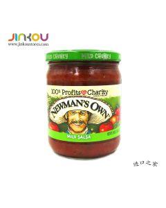 Newman's Own All-Natural Bandito Salsa  Mild 16.0 OZ (453g) 纽曼纯微辣味莎莎酱