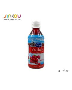 Ocean Spray Cranberry Classic Original Juice 10 OZ (295g) 优鲜沛蔓越莓果汁饮料