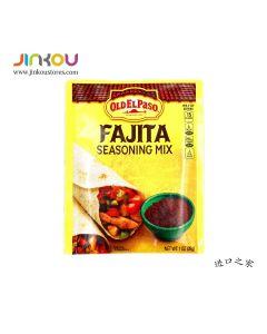 BBDS Old El Paso Fajita seasoning Mix 1 OZ (28g) 欧帕发达调味粉