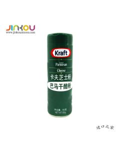 Kraft 100% Grated Parmesan Cheese 3 OZ (85g)卡夫芝士粉(巴馬干酪粉)