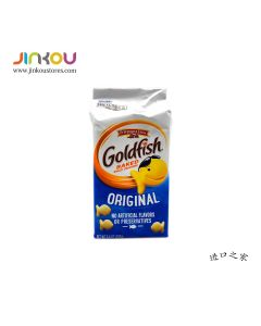 Pepperidge Farm Goldfish Original Baked Snack Crackers 6.6 OZ (187g) PEPPERIDGE FARM 原味鱼仔形饼干