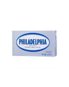 Philadelphia Cream Cheese (250g)