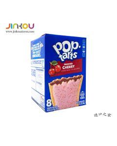 Pop-Tarts Frosted Cherry 13.5 OZ (384g) 糖霜樱桃味果塔饼