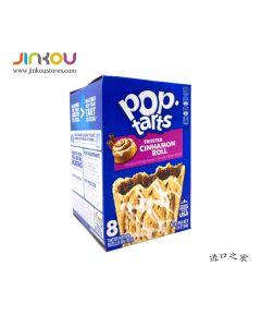 Pop-Tarts Frosted Cinnamon Roll 13.5 OZ (384g) Pop-Tarts 糖霜肉夹卷果塔饼