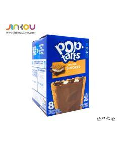 Pop-Tarts Frosted S'mores 13.5 OZ (384g) Pop-Tarts 糖霜斯莫尔果塔饼