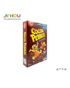 Post Cocoa Pebbles Cereal 15 OZ (425g) 宝氏可可脆米片