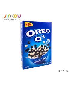 Post New Oreo O's Cereal 11 OZ (311g) 波斯特宝氏可可香草味谷物圈