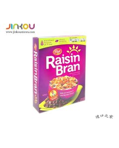 Post Raisin Bran Cereal 20 OZ (567g)宝氏葡萄麦麸麦片