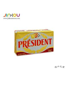 President Unsalted Butter (200g)總統牌無鹽黃油塊