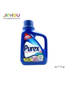 Purex Triple Action Detergent After The Rain 50 OZ (1.47L) 普雷克斯浓缩雨后清香型洗衣液
