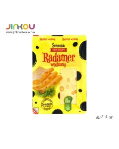 Serenada Smoked Radamer Matured Cheese (135g)牧森烟熏打孔成熟干酪片