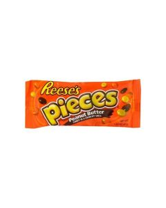 Reese's Pieces Peanut Butter Candy in a Crunchy Shell 1.53 OZ (43g)