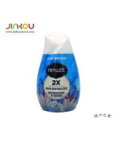 Renuzit Pure Breeze Air Freshener 7.5 OZ (198g) 蕊风特空气清新香座 (纯净微风)
