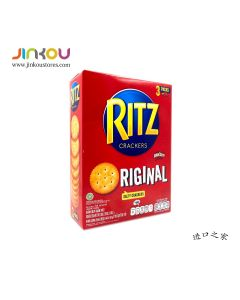 Ritz Crunchy Original Salty Crackers (300g) 卡夫乐之原味饼干
