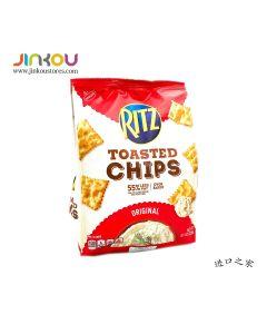 Ritz Original Toasted Chips 8.1 OZ (229g) RITZ 原味饼干