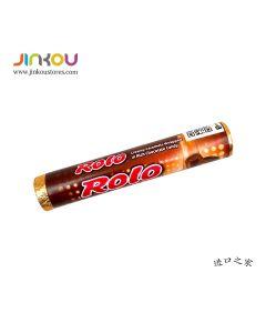 Rolo 1.7 OZ (48g) 好時ROLO焦糖巧克力卷