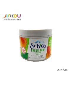 St. Ives Fresh Skin Apricot Scrub 10 OZ (283g) 圣艾芙杏子活力紧致身体磨砂膏
