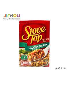 Stove Top Stuffing Mix Savory Herbs 6 OZ (170g) 卡夫牌填充料-香草味
