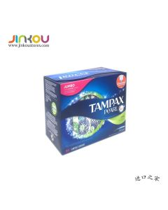 Tampax Pearl Super Absorbency Unscented - 50 count