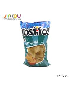 Tostitos Original Restaurant Style Tortilla Chips 10 OZ (283.5g) 多桃氏玉米片 (原味)  膨化食品