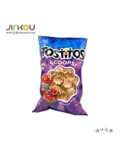 Tostitos Scoops Tortilla Chips (283.5g) 多氏牌勺形玉米片(膨化食品)