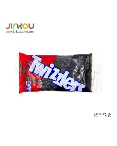 Twizzlers Licorice Twists 7 OZ (198g) 多滋乐甘草味扭扭糖