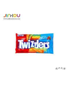 Twizzlers Rainbow Twists 12.4 OZ (351g) 多滋乐彩虹扭扭糖