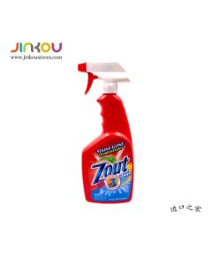 Zout Triple Enzyme Formula Laundry Stain Remover Foam 22 OZ (651g) 做特三效酶衣物去污泡沫喷雾剂